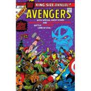The Thanos Wars: Infinity Origin Omnibus - Jim Starlin, Mike Friedrich, Steve Englehart