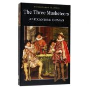 Three Musketeers - Alexandre Dumas