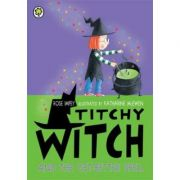 Titchy Witch And The Get-Better Spell - Rose Impey