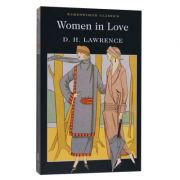 Women in Love - D. H. Lawrence