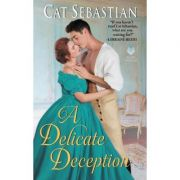 A Delicate Deception (The Regency Impostors, nr. 3) - Cat Sebastian