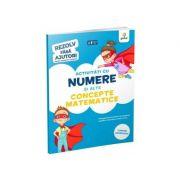 Activitati cu numere si alte concepte matematice, 3-5 ani