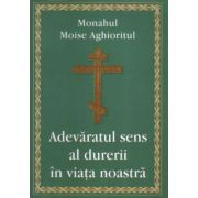 Adevaratul sens al durerii in viata noastra - Monah Moise Aghioritul