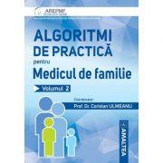 Algoritmi de practica pentru medicul de familie volumul 2 - Coriolan Emil Ulmeanu