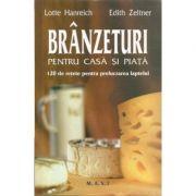 Branzeturi pentru casa si piata - Lotte Hanreich