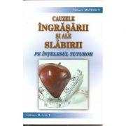 Cauzele ingrasarii si ale slabirii pe intelesul tuturor - Robert Mateescu