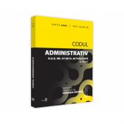 Codul administrativ martie 2020 - Verginia Vedinas
