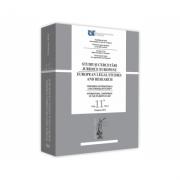 Conferinta internationala a doctoranzilor in drept. Studii si cercetari juridice europene- Lucian Bercea