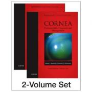 Cornea, 2-Volume Set - Mark J Mannis, Edward J. Holland