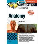 Crash Course Anatomy Updated Print - Louise Stenhouse, Daniel Horton-Szar
