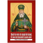 Daca tu vrei sa scapi de fumat Sf. Ioan de Kronstadt te poate ajuta