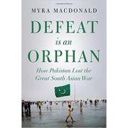 Defeat is an Orphan - Myra MacDonald