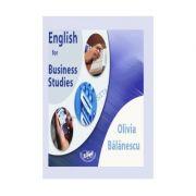 English for business studies - Olivia Balanescu