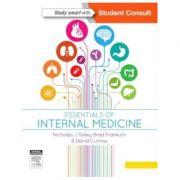 Essentials of Internal Medicine - Brad Frankum