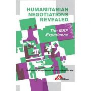 Humanitarian Negotiations Revealed - Claire Magone