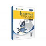 Journal Of Eastern European Criminal Law Issue 1/2018 - Laura Maria Stanila