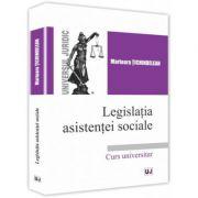Legislatia asistentei sociale - Marioara Tichindelean