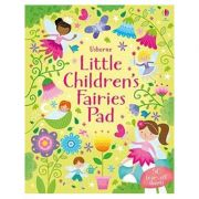 Little Children's Fairies Pad (Little Children's) - Kirsteen Robson