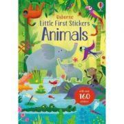 Little First Stickers Animals (Little First Stickers)
