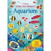 Little First Stickers Aquarium (Little First Stickers) - Hannah Watson