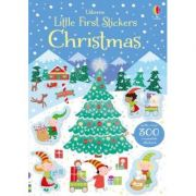 Little First Stickers Christmas (Little First Stickers) - Kirsteen Robson