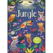 Little First Stickers Jungle (Little First Stickers) - KIRSTEEN ROBSON