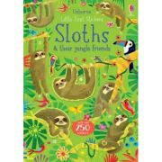 Little First Stickers Sloths (Little First Stickers) - Kirsteen Robson