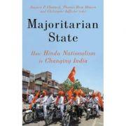 Majoritarian State - Angana P. Chatterji, Thomas Blom Hansen, Christophe Jaffrelot