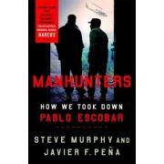 Manhunters - Stephen Murphy