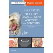 Netter's Head and Neck Anatomy for Dentistry - Neil S. Norton