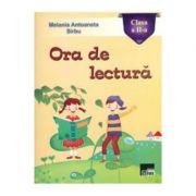 Ora de lectura cls 2 - Melania Antoaneta Sarbu