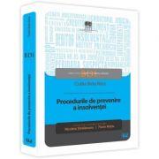 Procedurile de prevenire a insolventei - Csaba Bela Nasz, Nicoleta Tandareanu, Florin Motiu