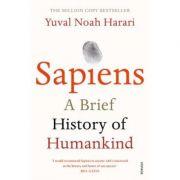 Sapiens. A Brief History of Human Kind - Yuval Noah Harari