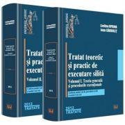 Set Tratat teoretic si practic de executare silita - Evelina Oprina, Ioan Garbulet