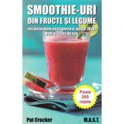 Smoothie-uri din fructe si legume recomandate in tratarea a peste 70 de boli si stari de rau - Pat Crocker