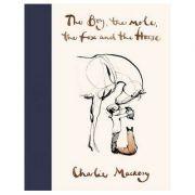 The Boy, The Mole, The Fox and The Horse - Charlie Mackesy