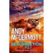 The Resurrection Key - Andy McDermott