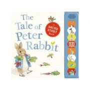 The Tale of Peter Rabbit A sound story book (Peter Rabbit)- Beatrix Potter