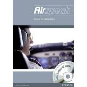 Airspeak Coursebook and CD-ROM Pack - Fiona Robertson