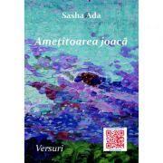 Ametitoarea joaca - Sasha Ada