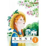 Anne - Casa cu frontoane verzi - Vol. 1 - L. M. Montgomery