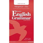 Basic English Grammar MyLab English & eText Access Code Card - Betty S. Azar