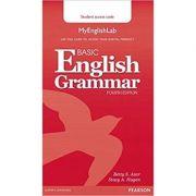 Basic English Grammar, MyLab English Access Card - Betty S. Azar