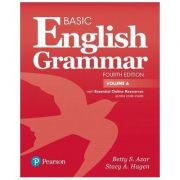Basic English Grammar Student Book a with Online Resources - Betty S. Azar
