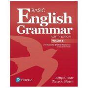 Basic English Grammar Student Book B with Online Resources - Betty S. Azar