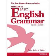 Basic English Grammar Test Bank - Kelly Roberts Weibel