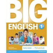 Big English 1 Pupil's Book and MyLab Pack - Mario Herrera