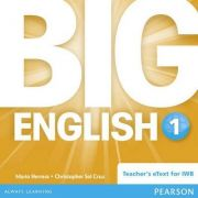 Big English 1 Teacher's eText CD-Rom - Mario Herrera