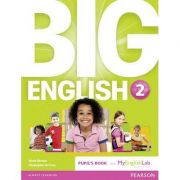 Big English 2 Pupil's Book and MyLab Pack - Mario Herrera