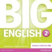 Big English 2 Teacher's eText CD-Rom - Mario Herrera